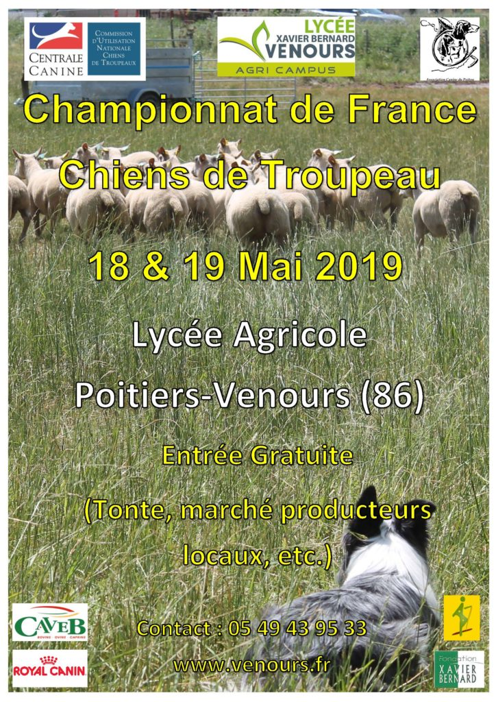 Championnat de France Inter-races 2019